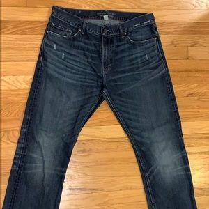 VGUC Banana Republic Vintage Straight Leg Jeans